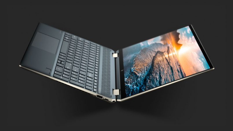 HP Spectre x360 15 Diumumkan Dengan Cip Intel Generasi Kesepuluh Dan Bateri 17 jam