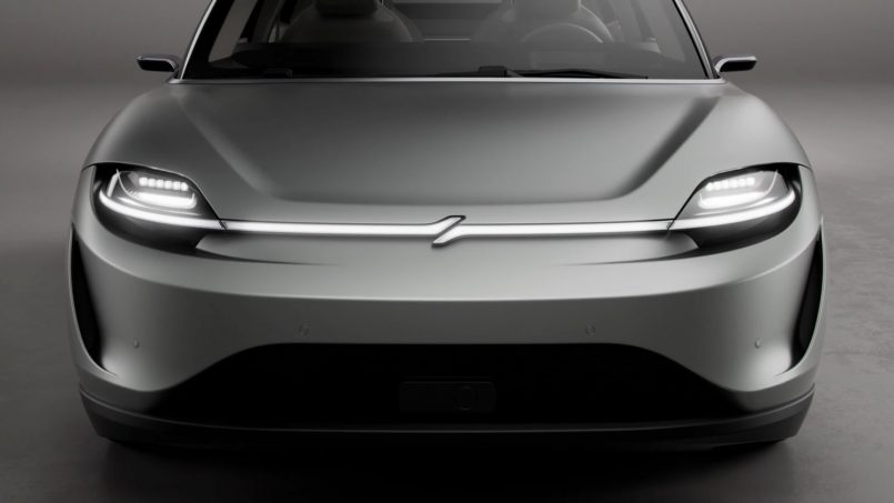Sony Kini Memasuki Arena Penghasilan Kereta Elektrik Dengan Konsep Vision-S