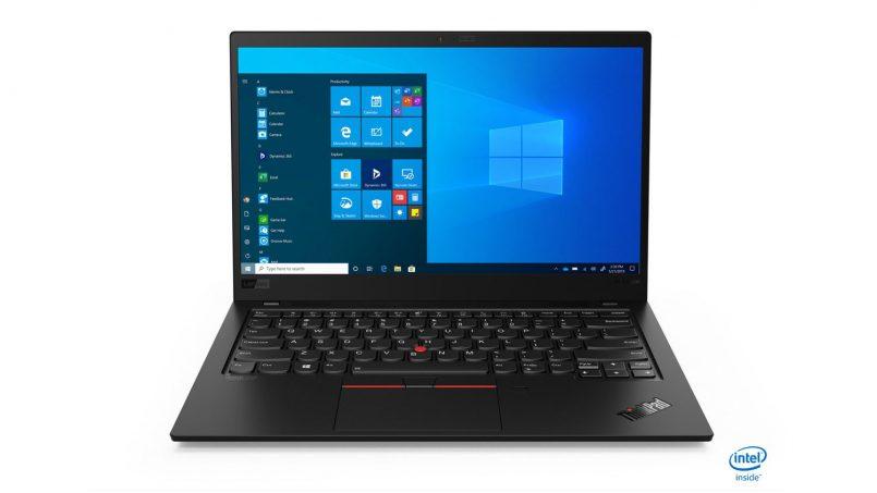 Lenovo ThinkPad X1 Carbon Dan X1 Yoga Dikemaskini Dengan WiFi 6 Dan Kekunci Baharu