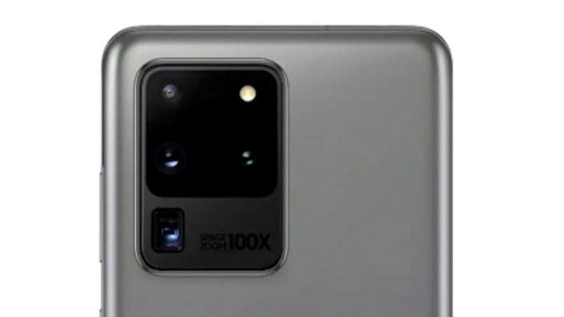 Ini Ialah Imej Pengolokan Samsung Galaxy S20, S20+ Dan S20 Ultra 5G