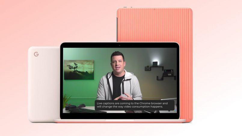 Live Caption Turut Akan Hadir Ke Google Chrome