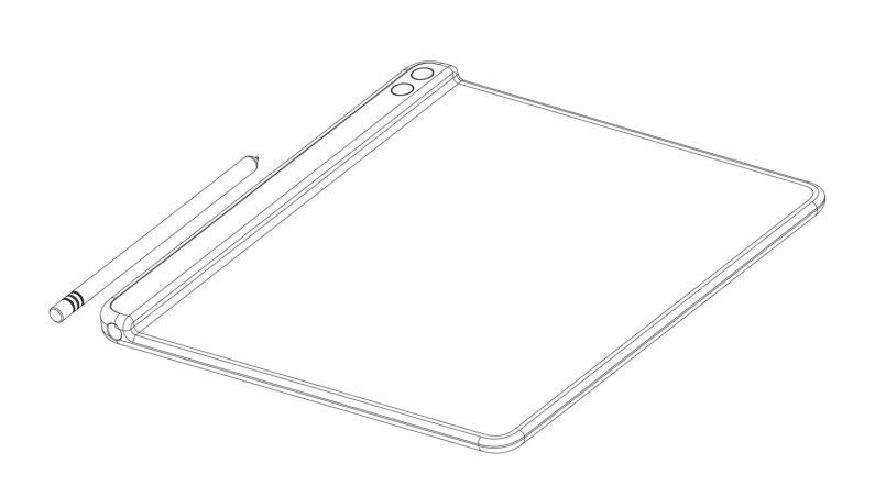 Huawei Mampatenkan Rekaan Huawei Mate X2 Dengan Skrin Melipat Seperti Galaxy Fold Dan Stylus Terbina