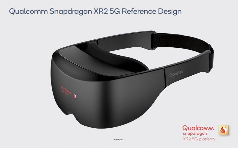 Qualcomm Memperlihatkan Rekaan Rujukan Untuk Peranti Realiti Gabungan Dengan Snapdragon XR2