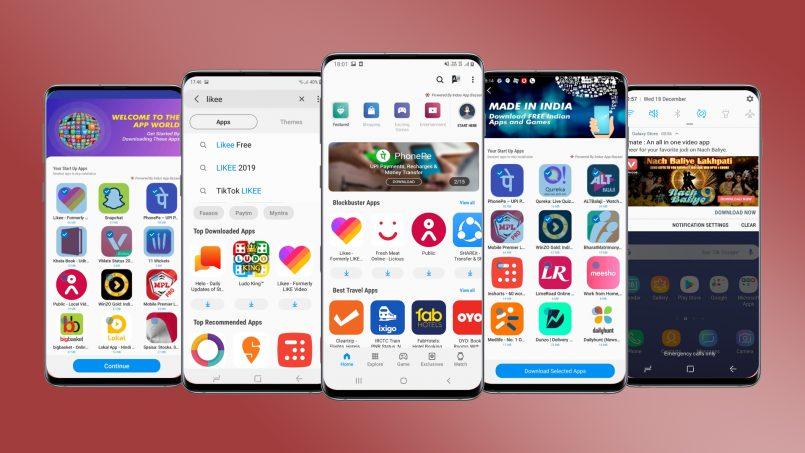 Huawei Mungkin Akan Menggunakan Gedung Aplikasi AppBazaar Dari IndusOS Untuk Pasaran India