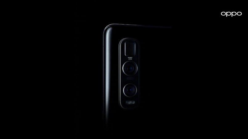 Oppo Mengacah Rekaan Kamera Oppo Find X2 Pro – Mengesahkan Penggunaan Mekanisme Periskop