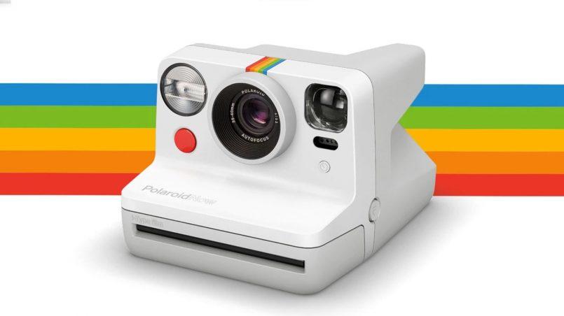 Kamera Polaroid Now Diumumkan Untuk Peminat Kamera Filem Segera Klasik