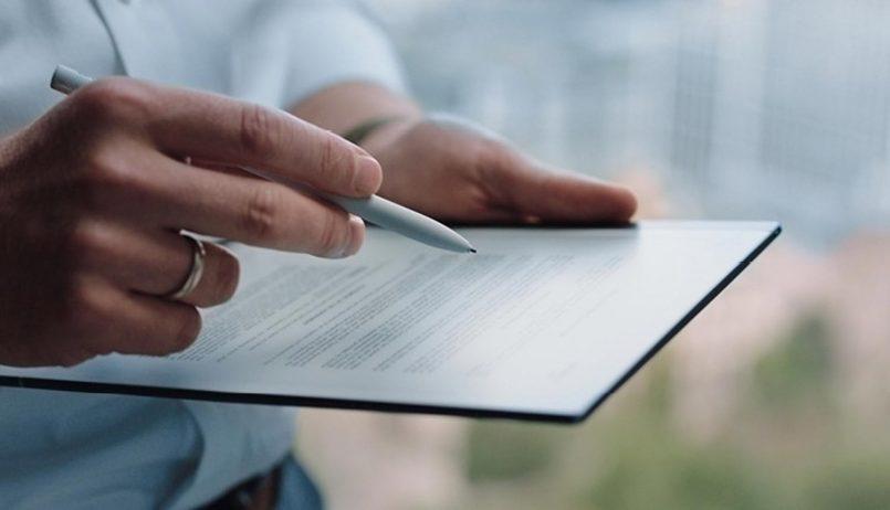 reMarkable 2 Ialah Tablet E-ink Yang Lebih Nipis Dari Sebuah Buku Kertas Kajang