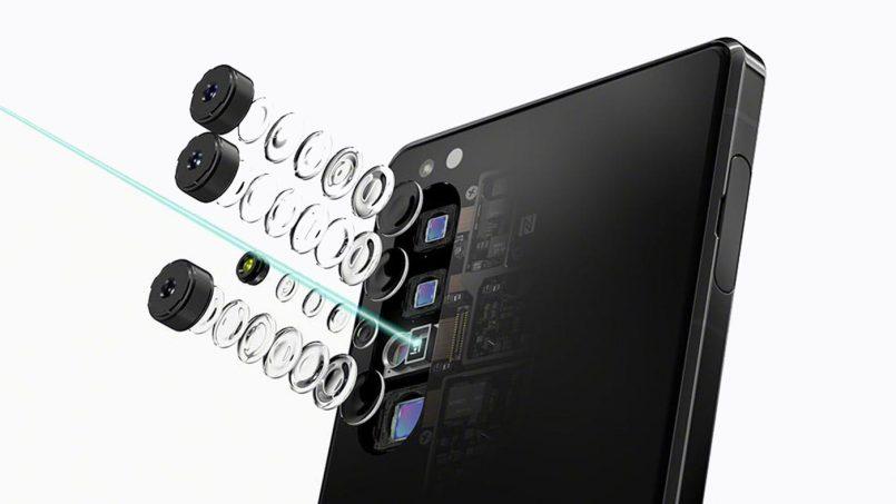 Sony Memegang Hampir 50% Pasaran Sensor Kamera Telefon Pintar
