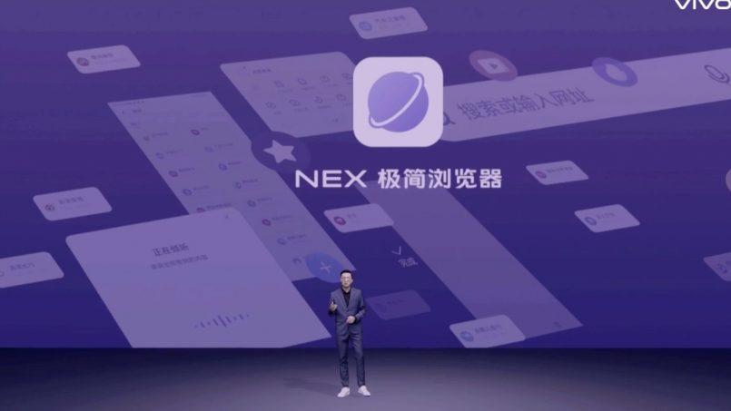 Vivo Melancarkan NEX Browser – Aplikasi Pelayar Web Tersendiri Berasaskan Chromium