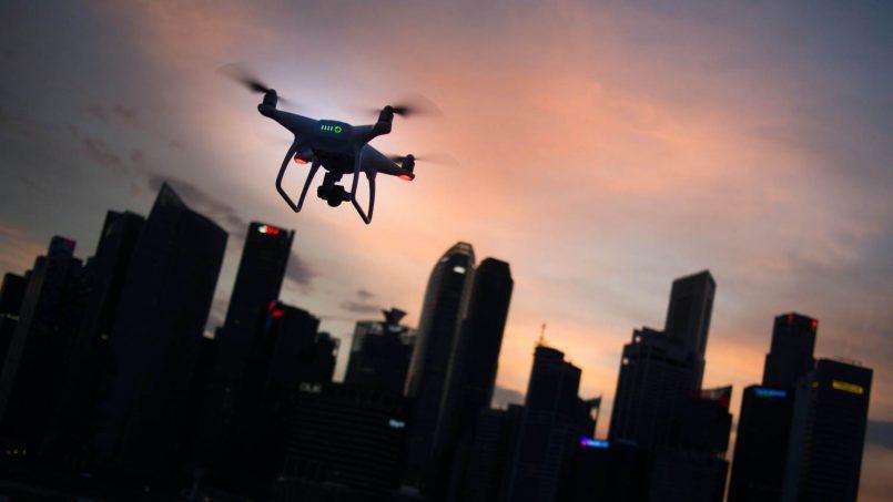 Pihak Tentera Akan Menggunakan Dron Dan UAV Untuk Memantau Kawasan Sepanjang Perintah Kawalan Pergerakan