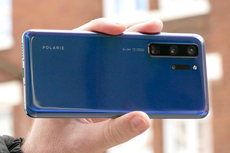 Huawei P40 Prototaip