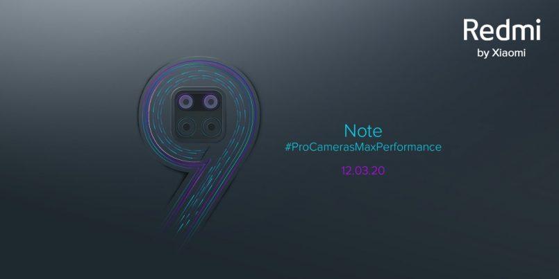 Spesifikasi Redmi Note 9 Pro Tertiris – Snapdragon 720G, Lensa Samsung GM2, 6.67″ 60Hz