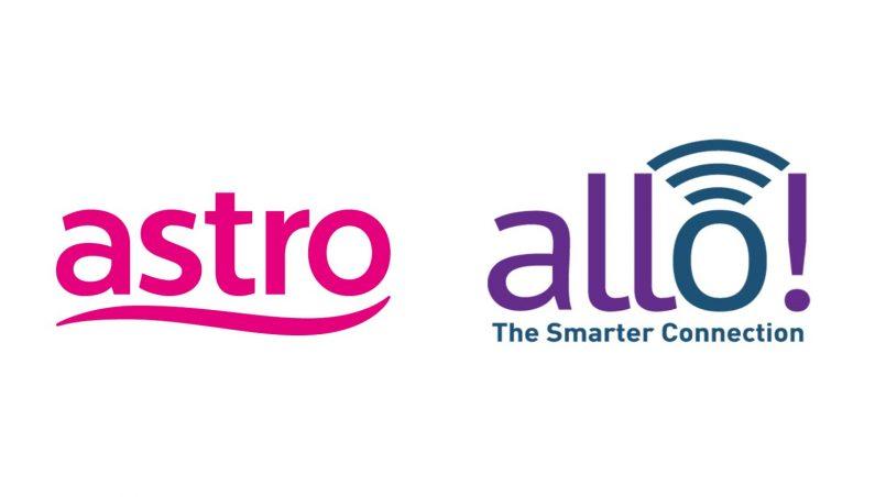 Astro Dan Allo Kini Bekerjasama Untuk Menawarkan Perkhidmatan Jalur Lebar
