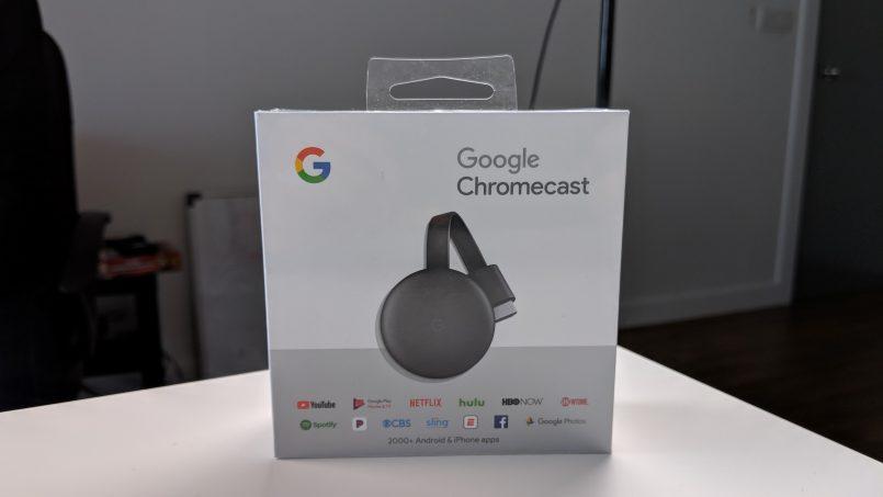 Resolusi Imej Latar Belakang Ambient Mode Pada Chromecast Akan Dikurangkan Akibat Koronavirus