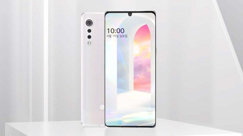 Spesifikasi LG Velvet Tertiris – Snapdragon 765G dan Kamera Utama 48-Megapixel