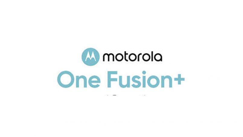 Motorola One Fusion & One Fusion+ Akan Diperkenalkan Dengan Snapdragon 675 & Kamera Utama 12MP