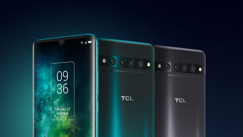 TCL Melancarkan Tiga Variasi Telefon Dibawah Siri 10 – 10 5G, 10 Pro & 10L