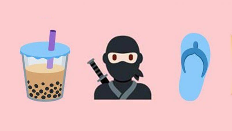 Twitter Kini Menyokong 117 Emoji Baharu Seperti Teh Boba, Ninja Dan Selipar