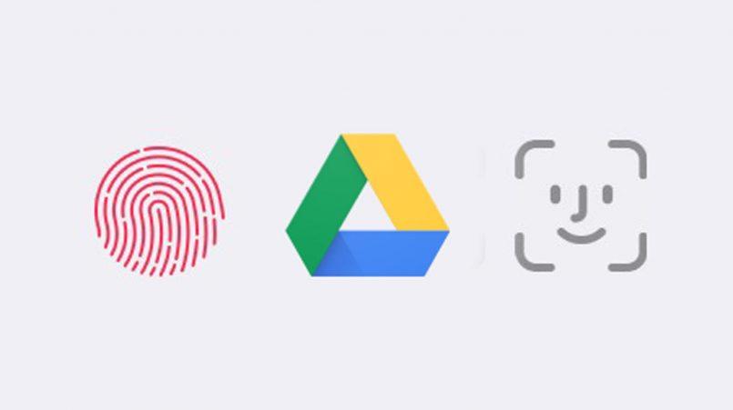 Google Drive Akhirnya Menyokong Sistem Keselamatan Face ID Dan Touch ID