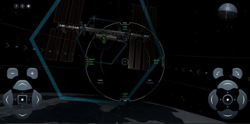 SpaceX Melancarkan Penyelaku Mengawal Kapsul Crew Dragon Ke ISS