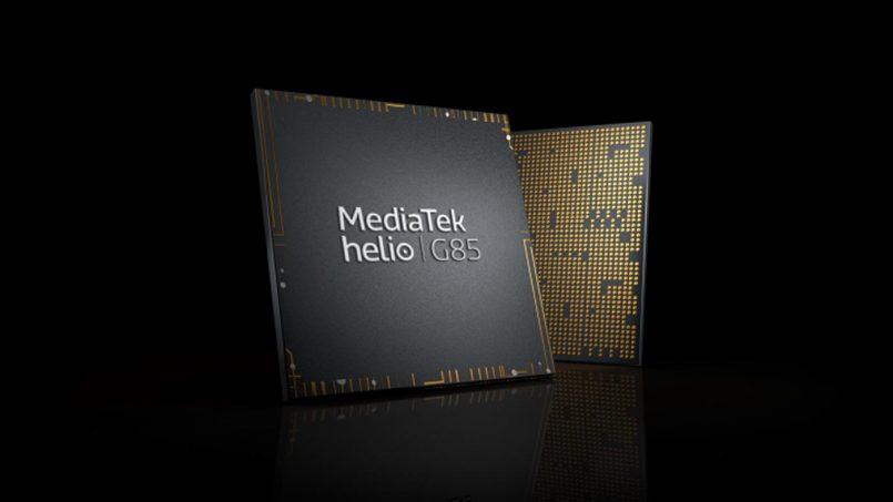 Cip MediaTek Helio G85 Akhirnya Diumumkan Secara Rasmi