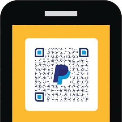 PayPal QR