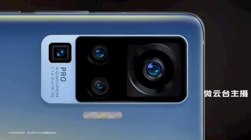Kamera Vivo X50 Mungkin Menggunakan Sensor Samsung ISOCELL GN1