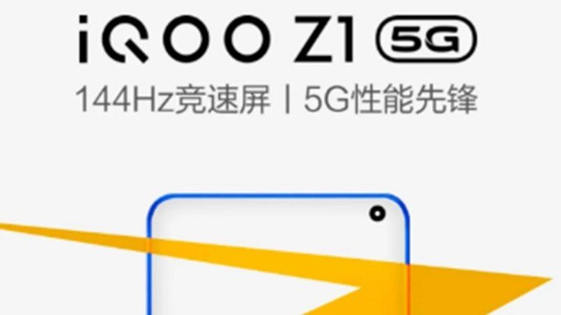 Vivo IQOO Z1 Akan Dilancarkan Secara Rasmi Pada 19 Mei 2020