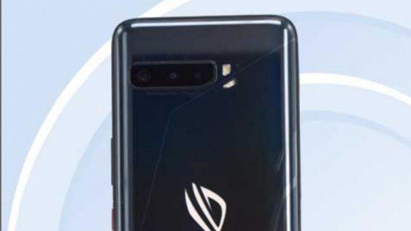 Rekaan Dan Spesifikasi Asus ROG Phone 3 Tertiris