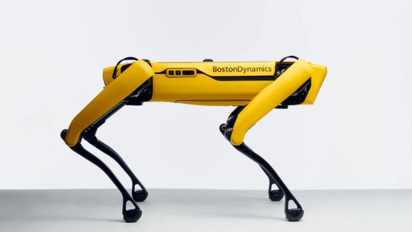 Robot Spot Kini Dijual Pada Harga Hampir RM320,000 Sebuah