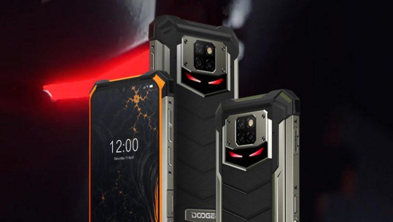Doogee S88 Pro Dilancarkan Dengan Bateri 10,000 mAh Dan Tubuh Tahan Lasak