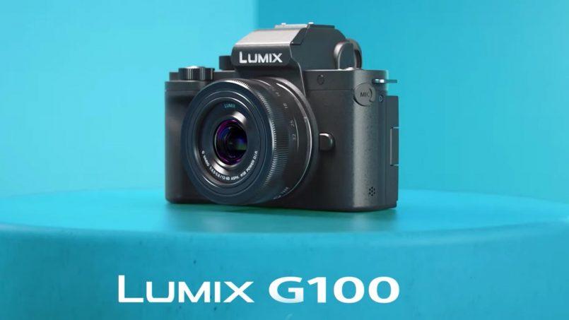 Panasonic LUMIX G100 Dilancarkan Untuk Rakaman Kandungan Vlog