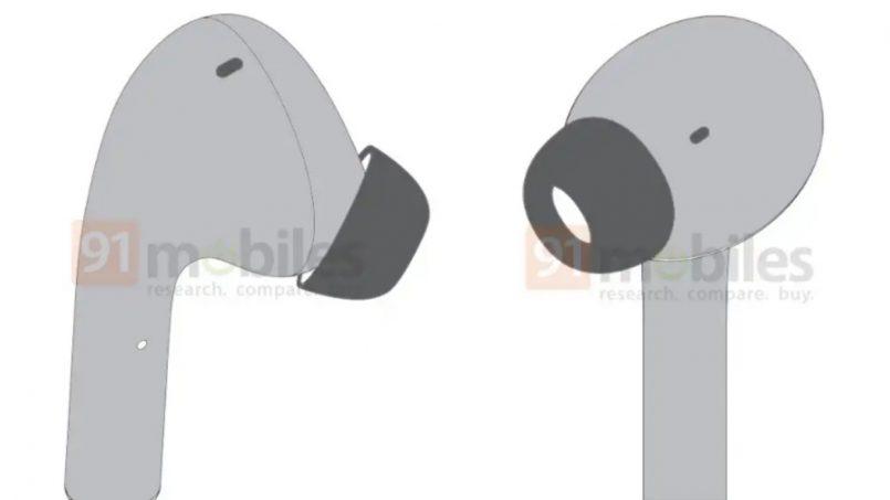 Realme Mungkin Muncul Dengan Fon Telinga Tanpa Wayar Seakan Apple AirPods Pro