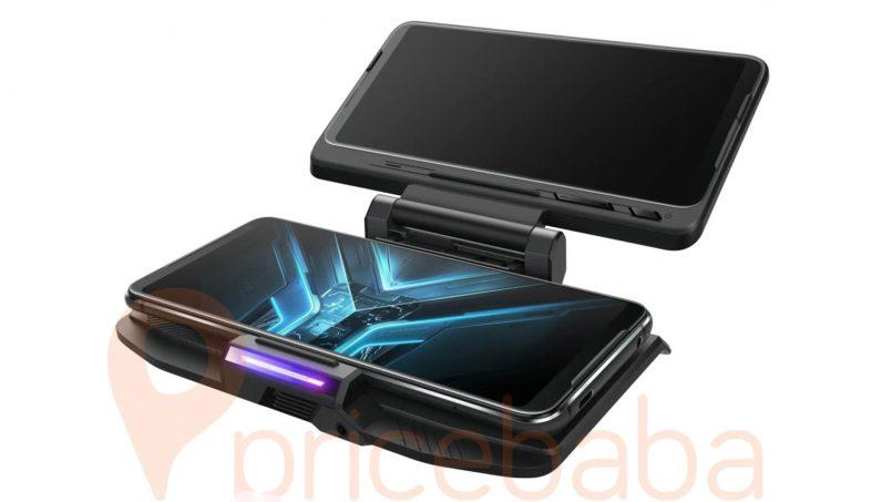 Pelbagai Aksesori ASUS ROG Phone 3 Tertiris- Skrin Sekunder, Alat Kawalan Dan Kipas Penyejuk Ditawarkan