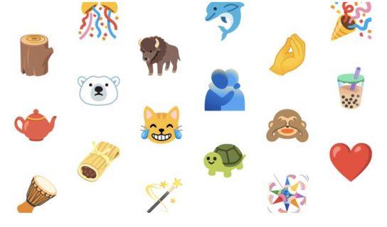 Kemaskini Emoji Android Kelak Tidak Lagi Bergantung Kepada Kemaskini Sistem Operasi