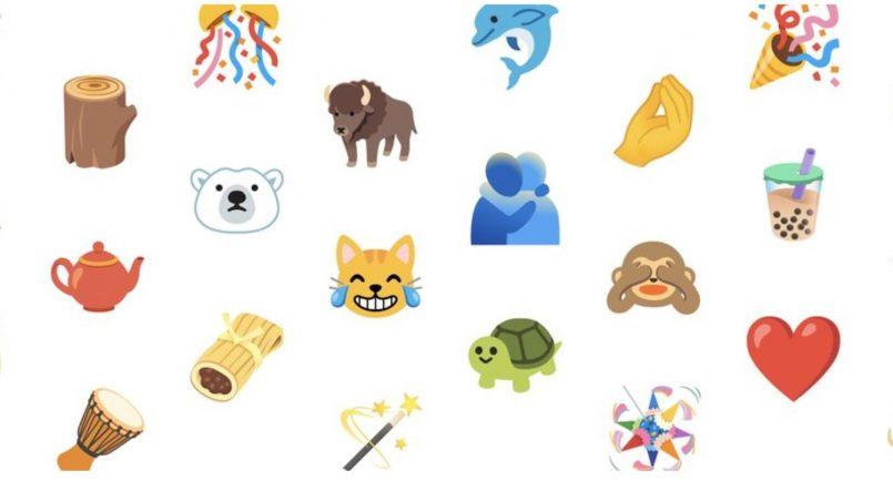Google Berkongsi Rekaan Emoji Baharu Yang Mesra Tema Gelap