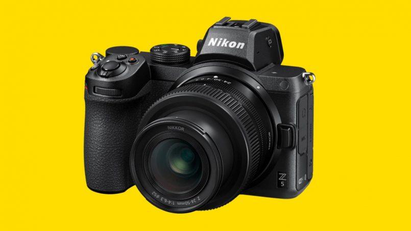 Nikon Z5 Dilancarkan – Kamera Bingkai Penuh Nircermin Kelas Permulaan