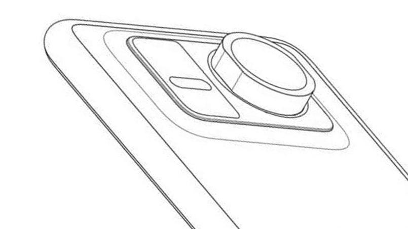 Huawei Mempatenkan Peranti Dengan Kamera Boleh Laras Seakan DSLR