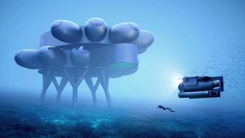Proteus Ialah Stesen Kajian Bawah Laut Terbesar Dunia