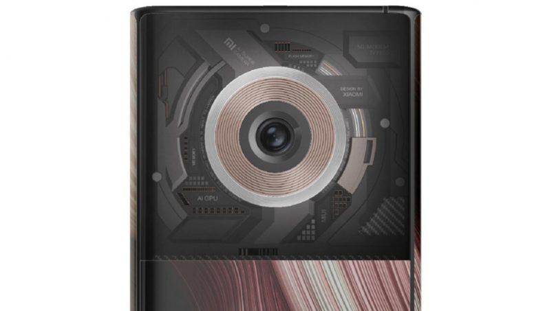 Xiaomi Mempatenkan Peranti Dwiskrin Dengan Satu Kamera Gergasi