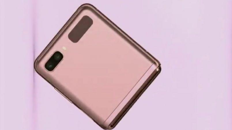 Video Acah Galaxy Z Flip 5G Tertiris