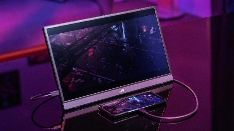 Monitor Asus ROG Strix XG16 Dilancarkan Dengan Skrin 144Hz
