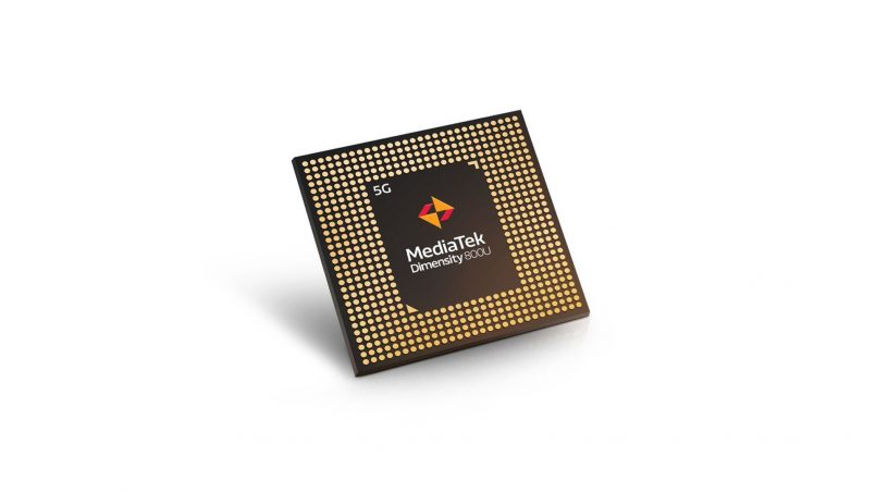 MediaTek Mengumumkan Cip Pemproses Dimensity 800U – Cip 5G Yang Lebih Berkuasa Dari Dimensity 720