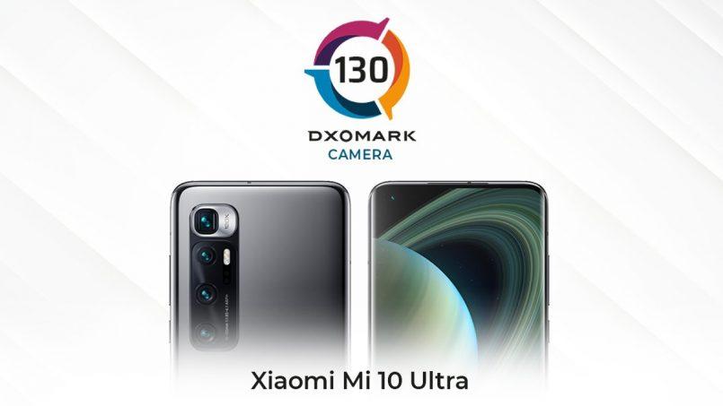 Xiaomi Mi 10 Ultra Menerima 130 Skor DXOMark – Tertinggi Setakat Ini!