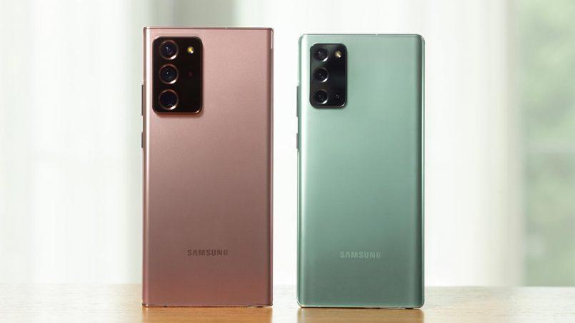 Samsung Galaxy Note20 Ultra 5G – Produktiviti Dan Hiburan Tanpa Batas