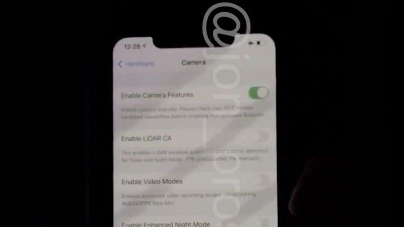 Tangkapan Layar Mengesahkan Penggunaan Skrin 120Hz Dan LiDAR Pada iPhone 12