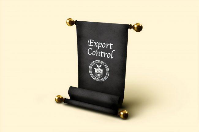 Kawalan Eksport Export