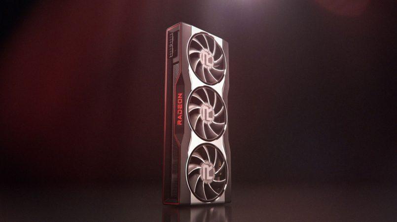 AMD Memperlihatkan Rekaan Kad Grafik AMD Radeon RX 6000