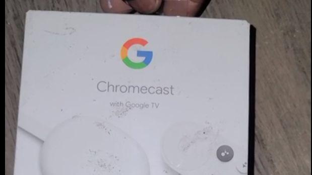 Bungkusan Dongel Android TV Google Tertiris – Sah Android TV Akan Berubah Kepada Google TV
