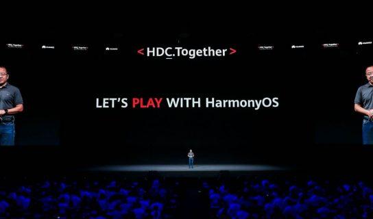 Huawei Terbuka Untuk Pengeluar Lain Menggunakan HarmonyOS